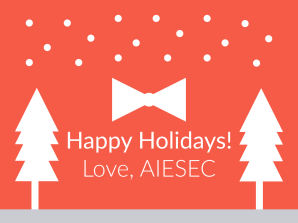 Happy Holidays AIESEC