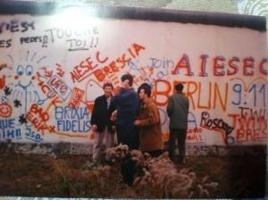 AIESEC Berlin Wall WWII
